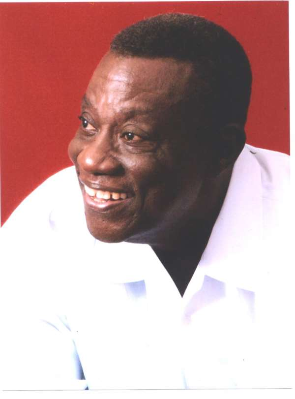 GOODWILL  MESSAGE  TO PROFESSOR  ATTA MIILLS AND THE NDC
